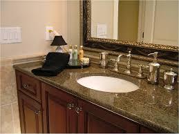 vanity countertop options