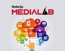 Resultado de imagen de logo nebrija medialab