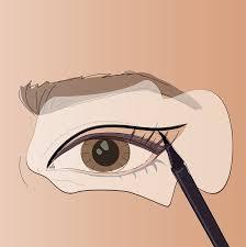 Трафареты для стрелок <b>глаз</b>: как пользоваться и сделать своими ...