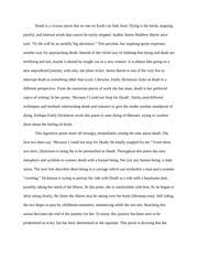 essay   the effects of peer pressure  final draft   mccleod     pages poetry essay