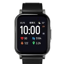 Smartwatch <b>Haylou LS02 Bluetooth</b> V5.0 (black)  