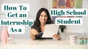 how to an internship as a high school student the intern how to an internship as a high school student the intern queen