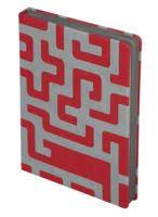 <b>Ежедневник Labyrinth</b>, <b>недатированный</b> оптом с нанесением ...
