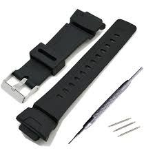 Online Shop 26*<b>16mm</b> Silicone Watchband For G Shock GAW-100 ...