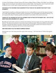 school news blog st james academy meet the head of school karl adler