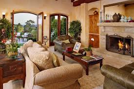 Tuscan Decorating  For Living Rooms