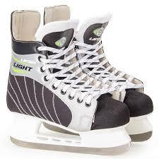 """<b>Коньки</b> хоккейные <b>Larsen</b> """"<b>Light</b>"""", размер 46   Купить с доставкой ..."""