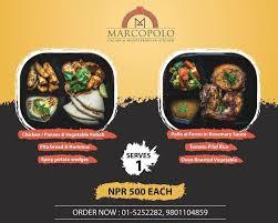 Marcopolo Restaurant - Introducing <b>Marcopolo Signature</b> Combo ...
