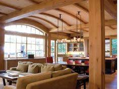 images about Lodge Floor Plans on Pinterest   Lodges  Open    open concept house plans       concepts   open floor plan including kitchen