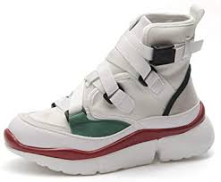 Mixed Colors high top Fashion Casual Breathable ... - Amazon.com
