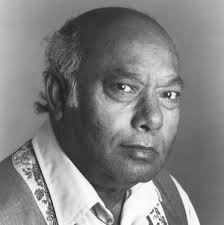 Ali Akbar Khan - ali-akbar-khan-bw