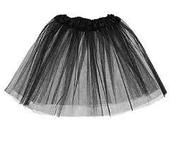 Buy The <b>Dance</b> Bible Girl's Net 3 Layered <b>Ballet Tutu Skirt</b> (Black) at ...
