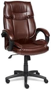 Купить офисное <b>кресло Tetchair OREON</b> (Dark Brown) 1141590 в ...