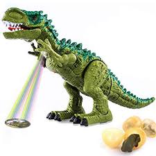 Amazon.com: TEMI Electronic Walking Dinosaur Toys for <b>Kids Boys</b> ...