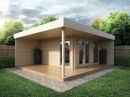 garden office summerhouse hansa lounge big garden office ian
