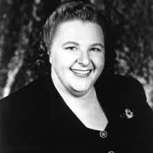 Kate Smith. Recorded November 11th, 1975 - 25 min. Singer who had a career that began on the stage in 1927 and continued with success on records, in radio, ... - Kate-Smith-220x220