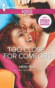 Too Close for Comfort by Heidi Rice — Reviews, Discussion, Bookclubs, Lists - 17133343