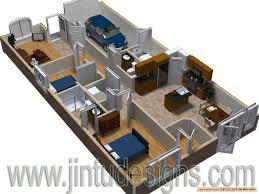 d Floor Plan   Quality d Floor Plan Renderings d layout plan rendering