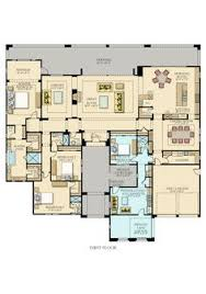 images about House Plans on Pinterest   Floor plans  House    LOVE LOVE LOVE the fact that the Master bedroom is one whole side of the house