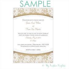 rustic burlap and lace wedding invitation sample rustic burlap and lace wedding invitation template sample
