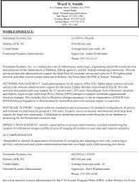Examples Government Sample Resume With Socialscico. Federal ... Resume Format Usa Sle Resume Format For Accountant India Cv ..