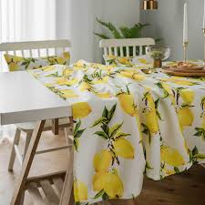 nodic print geometric table runner flag waterproof modern fashion tablecloth cover for wedding party home decoration