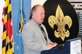 Mgr. Dion Guthrie spoke recently at a Boy Scouts Eagle ceremony. Guthrie noted that the Scouts have produced great leaders both within the IBEW and the ... - LU1501large