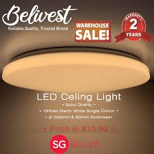 Ceiling Lights - Buy Ceiling Lights at Best Price in Singapore ...