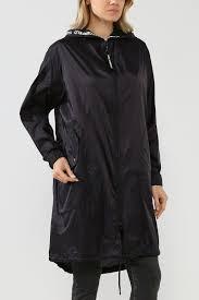 <b>Длинная куртка</b> в спортивном стиле <b>Karl Lagerfeld</b> - цена ...
