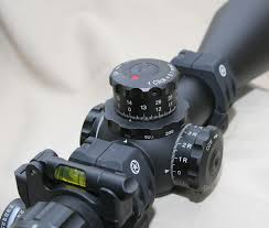 kahles ki full review sniper central directly above the focus ring is the elevation knob the size is fairly large a nice amount of surface area for the markings