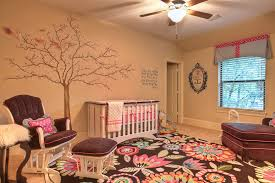 baby girl room ideas brown