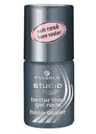 <b>ESSENCE</b> studio nail <b>better than gel</b> nail BASE SEALER