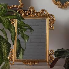 Gold <b>Baroque Mirror</b> | Wayfair.co.uk