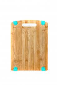 <b>Доска разделочная BRAVO</b> с силиконовыми вставками, бамбук ...