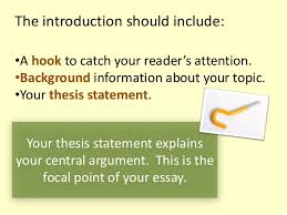argumentative essay structurea good essay is structured like a sandwich  introduction body conclusion