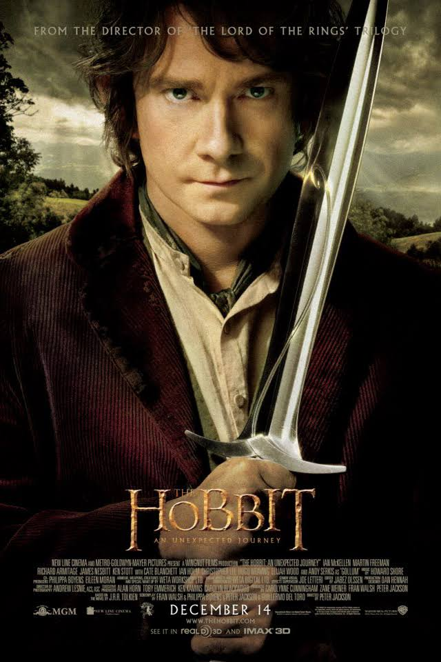 Download The Hobbit: An Unexpected Journey (2012) {Hindi-English} 480p | 720p