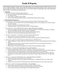 resume emily b kupsky resume
