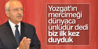 Kılıçdaroğlu: Mercimeği ithal eden ülke konumundayız