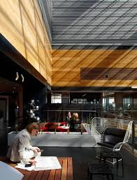 modern contemporary futuristic anz office design with large space of functional room anz melbourne office