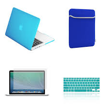 Quatrefoil Moroccan AQUA <b>Matte Hard Case</b> for Macbook PRO 15 ...