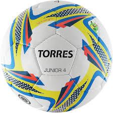 <b>Мяч Футбольный Torres Junior-4</b> F318234 в интернет-магазине ...