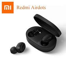 <b>Original Xiaomi Redmi AirDots</b> TWS Bluetooth Wireless Earphones ...