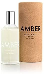 <b>Laboratory Perfumes Amber</b> Eau de Toilette 100ml: Amazon.co.uk ...