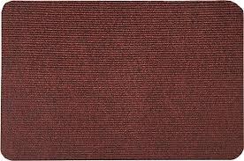 <b>Коврик придверный Beaulieu Sochi</b>, цвет: красный, 36 х 57 см ...