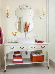bathroom ceiling globes design ideas light:  flsral girls bathroom vanityjpgrendhgtvcom