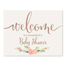 <b>Welcome Baby Shower</b> Sign: Amazon.com