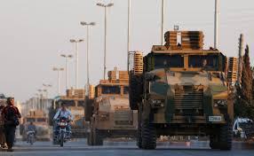 Сирийская авиация обстреляла турецкий конвой: Яндекс.Новости