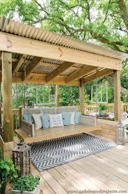 temporary patio cover ideas