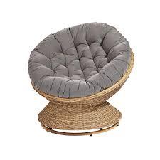 <b>Кресло</b> вращающееся Branby <b>искусственный</b> ротанг купить по ...