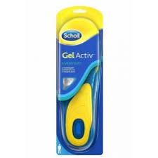 <b>Стельки для комфорта Scholl</b> GelActiv Everyday на каждый день ...